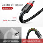 Baseus cafule Cable USB For Micro