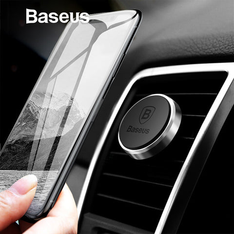 Baseus Magnet Car Mount Black
