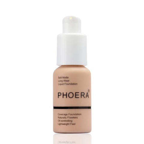 PHOERA Soft Matte Long Wear Foundation