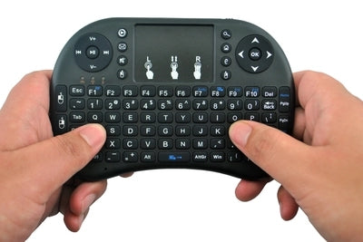 Wireless Touchpad Keyboard With Mouse