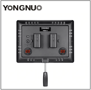 YONGNUO YN600 Air 3200K-5500K LED Camera Video Light Photography Studio Lighting +2x Charger +2X NP-F750 Battery - virtualdronestore.com