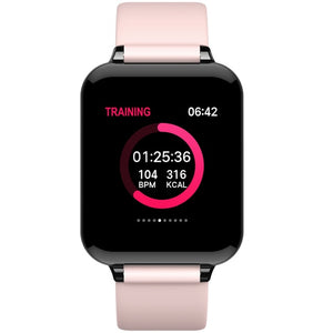 Torntisc Smart Watch Men Women For Apple Watch Android Phone Waterproof Heart Rate Monitor Blood Pressure Sports Smartwatch - virtualdronestore.com