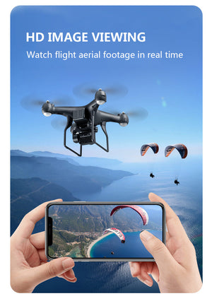 XY4 Newest RC Drone Quadcopter With 1080P Wifi FPV Camera RC Helicopter 20-25min Flying Time Professional Dron Quadcopter - virtualdronestore.com