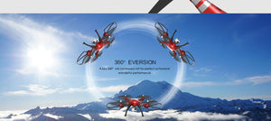 New Product Original Syma X8HG Upgrade Version Of X8G With Air Pressure Altitude Hold Mode 5MP/8MP HD Camera - virtualdronestore.com