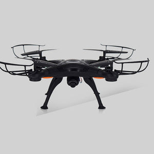 Abbyfrank X5C RC Drone Camera Airplane 0.3MP HD Drone 2.4G RC Toys Airplane 4 CH 6 Axis Remote Control Gyro Quadcopter Plane - virtualdronestore.com