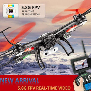 Rc Drones With Camera 720p Dron Professional Drones Fpv Quadcopters With Camera Flying Camera Helicopter - virtualdronestore.com