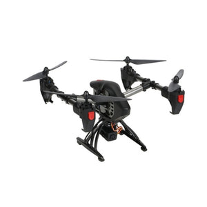 2.4G Professionl Drone Met WIFI FPV HD Camera Real Time RC Helicopter JD-11 Aircraft Remote Control RTF Attitude Hold Quadcopter - virtualdronestore.com