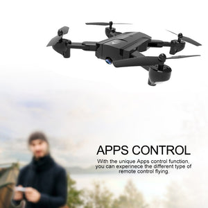 Global Drone RC Helicopter Foldable FPV Drone Quadcopter Follow Me Drones with Camera HD Profissional GPS Drone VS SG900-S - virtualdronestore.com