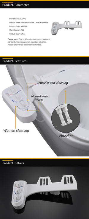 Smart Washlet Toilet Seat cover - virtualdronestore.com