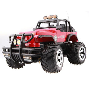 1/14 Jeep Car Off Road RC Toys Wireless Remote Control High Speed Drift Racing Car - virtualdronestore.com