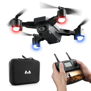 Mini Wide Angle Camera GPS Drone - virtualdronestore.com