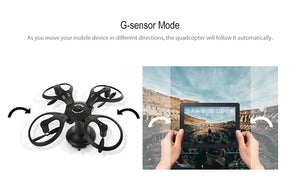 DISO 09  Foldable Mini Round Egg Drone Rc Quadcopter WIFI FPV HD Camera  Barometer  High Hold Mode One Key Return Headless - virtualdronestore.com