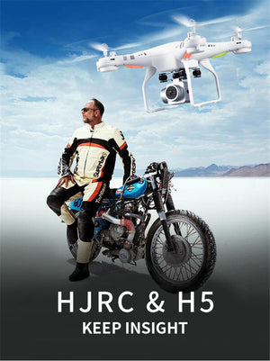 New RC Drone with HD 5MP Camera Altitude Hold One Key Return/Landing/Take Off Headless Mode 2.4G RC Quadcopter Drone - virtualdronestore.com