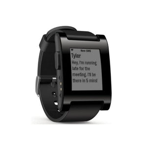 ZycBeautiful for Pebble Classic E-Paper Smartwatch Multi-Functions Pebble Sports Watch 5-ATM Waterproof Smart Watch - virtualdronestore.com
