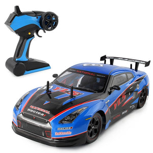 1:10 2.4G High Speed Race RC Car Toys 20KM/H 2WD Drift RC Cars Remote Control Toys for Children Gifts - virtualdronestore.com