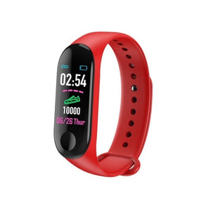 Heart Rate Blood Pressure Monitor Tracker Sports Bracelet - virtualdronestore.com