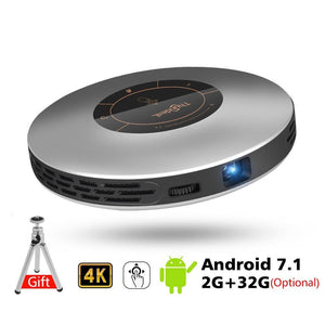 Pocket HDMI Support 4K Android Projector - virtualdronestore.com