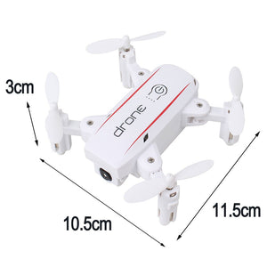 Mini Folding High-definition RC Drone - virtualdronestore.com
