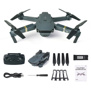 Foldable HD Camera Selfie Drone - virtualdronestore.com