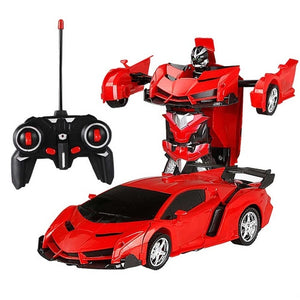 Transformation Robots Remote Control Car - virtualdronestore.com