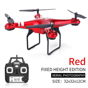 HJ28 RC Drone Black White Red RC Helicopter quadcopter with camera drone profissional Control Aircraft Drone Toys - virtualdronestore.com