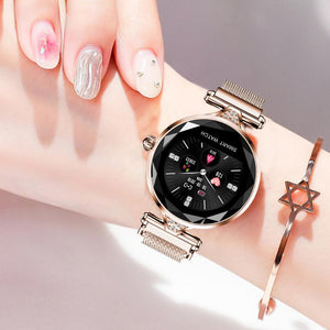 Intelligent Predict Women Smart Watch - virtualdronestore.com