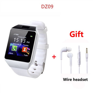 Smartwatch Smart Watch Digital Men Watch For Apple iPhone Samsung Android Mobile Phone Bluetooth SIM TF Card PK GT08 A1 - virtualdronestore.com