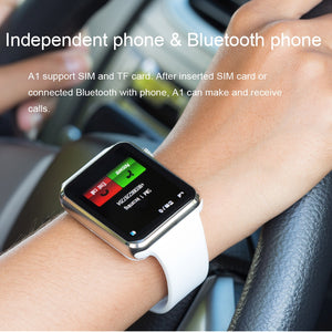 Smart Watch Men For Android Phone Apple Watch Support 2G Sim TF Card 0.3MP Camera Bluetooth Smartwatch Women Kids - virtualdronestore.com