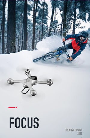4K Drone With Camera HD 1080P Dron Optical Flow Positioning Quadrocopter Altitude Hold FPV Quadcopters follow me RC Helicopter - virtualdronestore.com