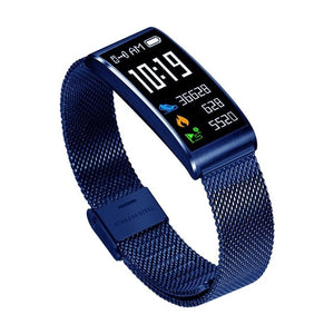 Smart bracelet Men Women IP68 fitness tracker Pedometer Sport Fashion Smart Watch for iOS Apple Iphone Android Phone - virtualdronestore.com
