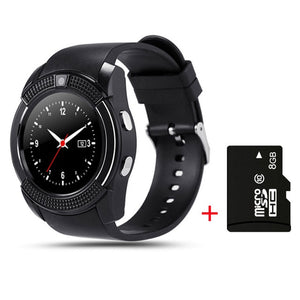 Smart Watch Men Bluetooth Sport Watches Women Smartwatch Support Sim TF Card Phone Call Push Message Camera For Android Phone - virtualdronestore.com