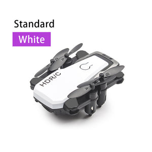 Mini Drone with Remote Control Camera HD Foldable RC Quadcopter Altitude Hold RC Helicopter WiFi FPV Micro Pocket Aircraft Toys - virtualdronestore.com