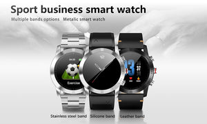 Robotsky S10 Smart Watch Men IP68 Waterproof Sport Smartwatch Heart Rate Monitor Fitness Tracker Clock Watches for Android IOS - virtualdronestore.com