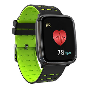 Run Speed ECG PPG Health Smart Watch IP67 Waterproof Sport Watch Heart Rate Blood Pressure Monitoring for Men Women Smartwatch - virtualdronestore.com