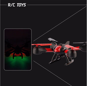 The newest 5.8G FPV Quadcopter SKY Hawkeye FPV RC Quadcopter With Real-time Transmission FPV Drone with Monitor helicopter - virtualdronestore.com