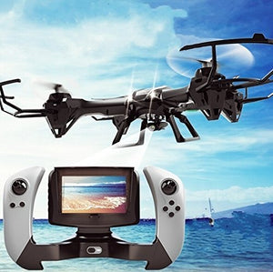 Hot rc helicopter U818S 6-Axis RC Quadcopter Drone with FPV WIFI-818 Real-Time monitor and 5.0 MP HD Camera VS X8HG X350 X8W - virtualdronestore.com