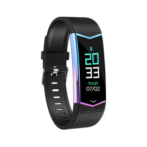 NEW Smart Bracelet Fitness Tracker Wristband Blood Pressure Heart Rate Monitor With Pedometer Sport Band For Android IOS Phone - virtualdronestore.com
