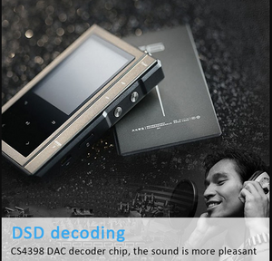 Moonlight AIGO Z6 PRO Hi fi CS4398 Player Mp3 Portable Lossless Music Mp3 Sports Player Mp 3 - virtualdronestore.com