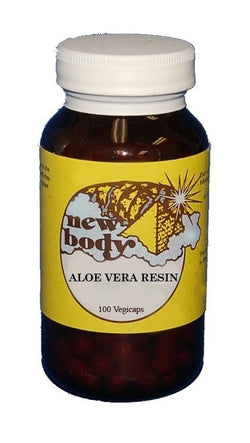 New Body Aloe Vera Resin