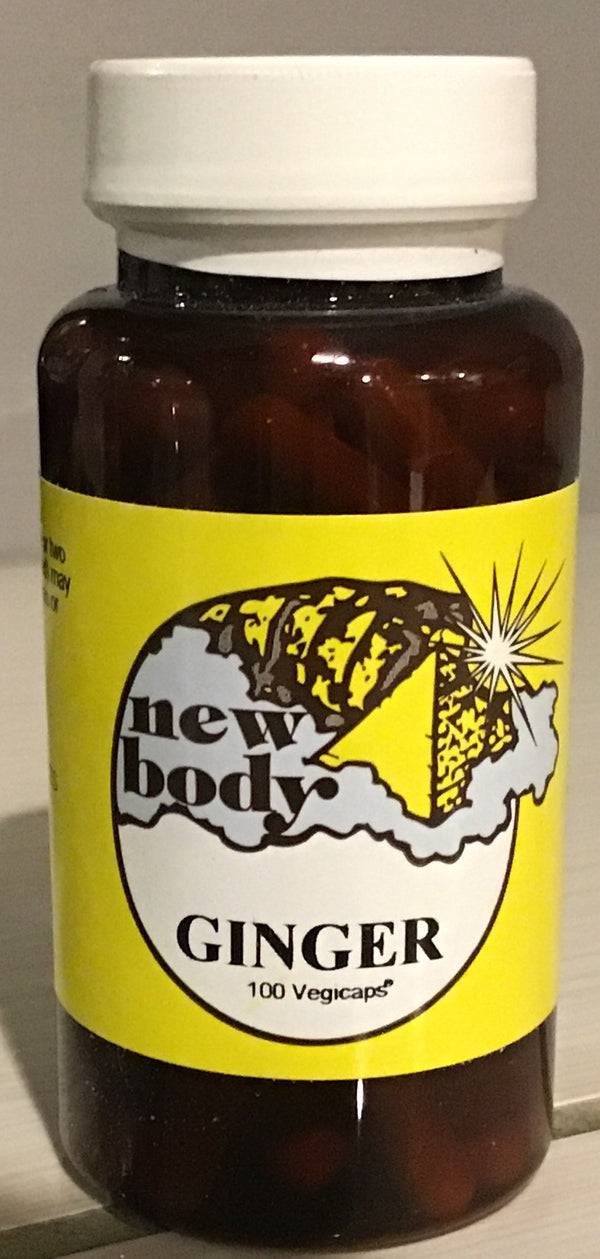 New Body Ginger