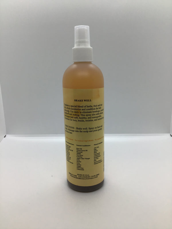 Hairobics ( Raw Roots Moisturizer Spray)