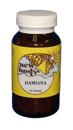 New Body Damiana