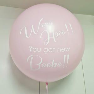 60cm Personalised Balloon