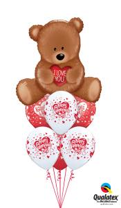 Beary Love Luxury Bouquet