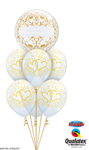 Anniversary Bubble Luxury