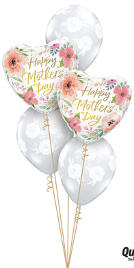 Mother's Day Pink Floral Classic