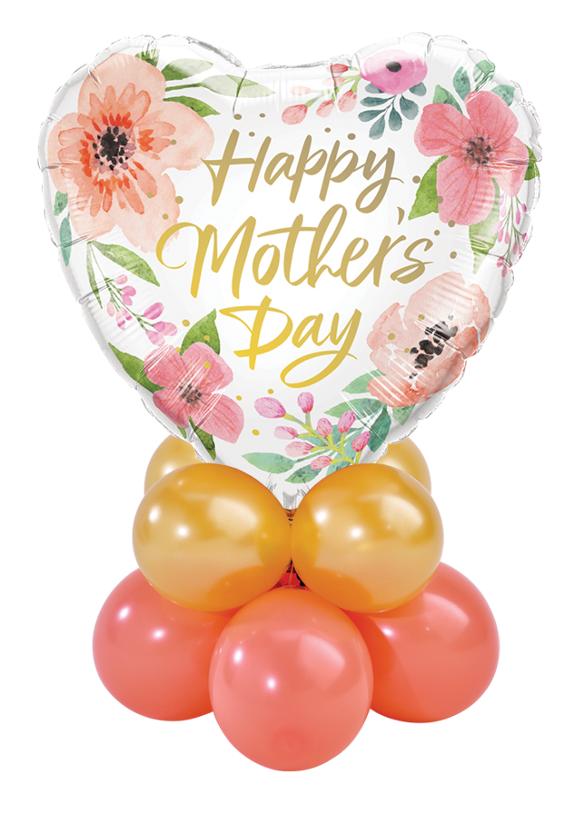 Mother's Day Pink Floral Mini