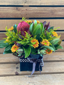 Native Seasonal Arrangement