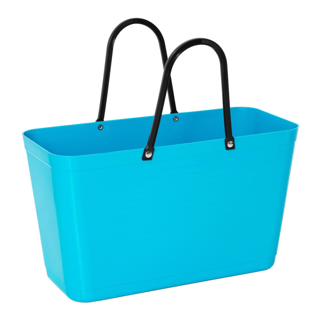 Hinza Swedish Tote, Large Turquoise