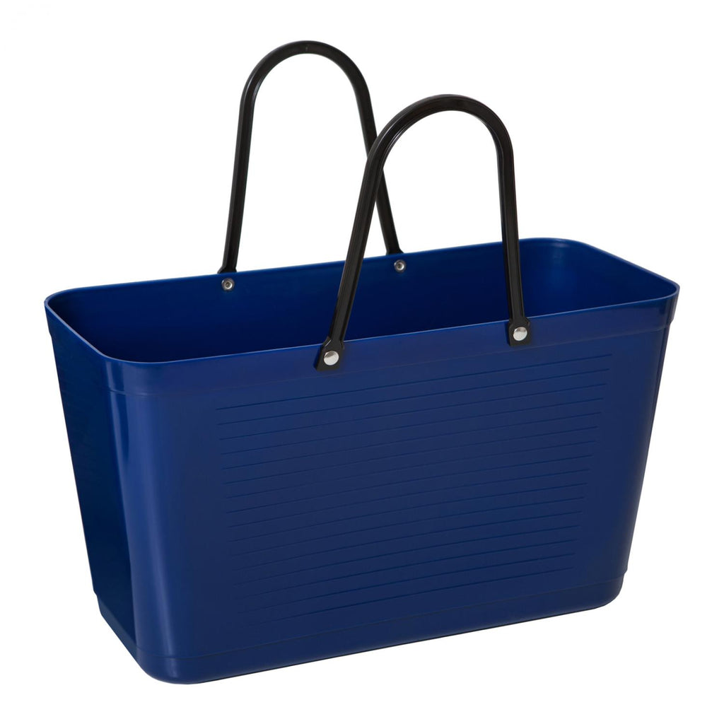 Hinza Swedish Tote, Large Blue